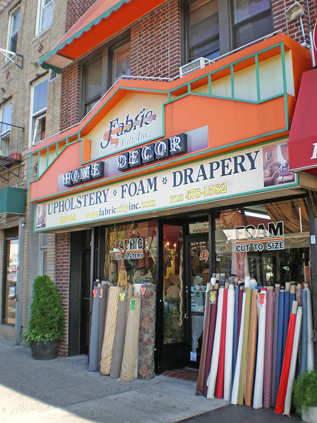 Directions to Fabric City Incs Queens New York Fabric Stores