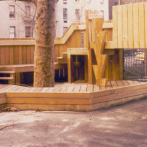 Rockefeller University Children's Playground — By Eric Gerdes