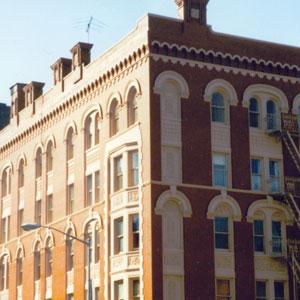 Facade Improvements, 125th Street, Harlem NY — By Eric Gerdes