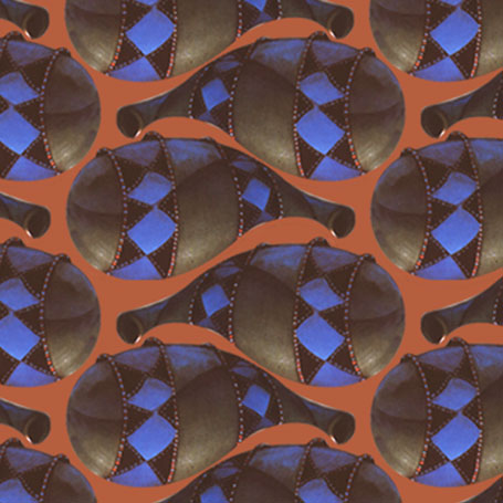 Laurenceau Fabric Design by Eric Gerdes
