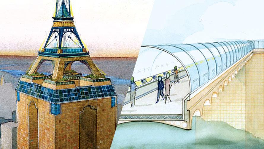 New World Trade Center Design Proposal — By Eric Gerdes
