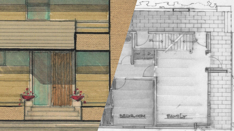 Jean Baptise Home — Eric Gerdes, Architectural Designer